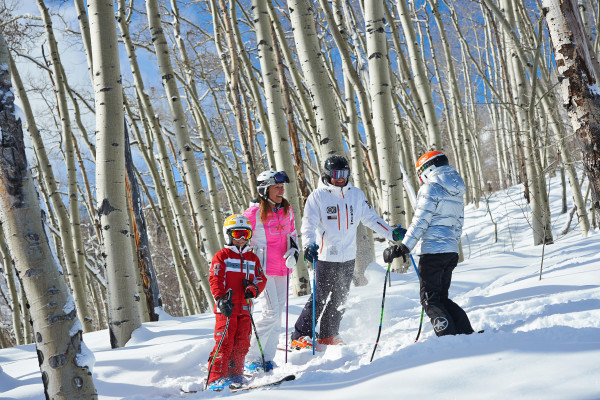 Beaver Creek family ski vacation