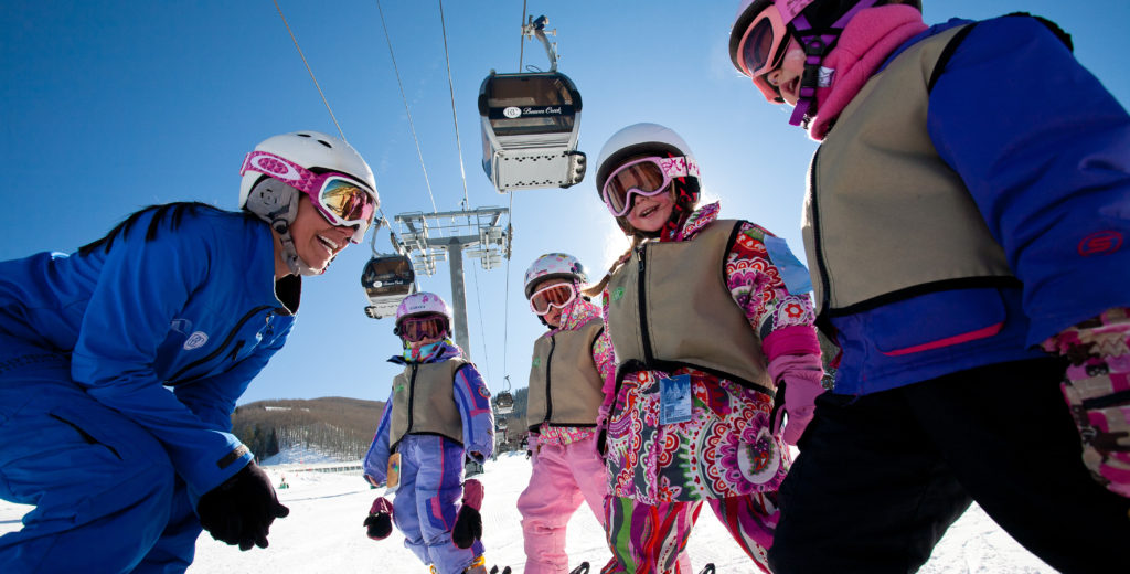Beaver Creek Kids Ski School
