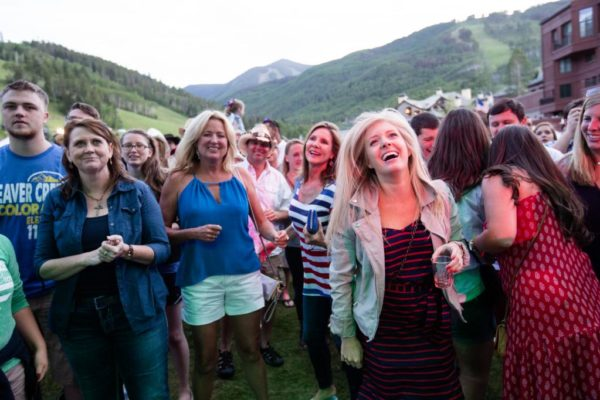 Concert at Beaver Creek